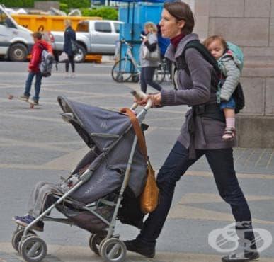 Детските колички забавят развитието на бебетата? - изображение