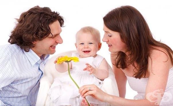 Отглежданите в двуезична среда бебета развиват по-добре своето внимание - изображение