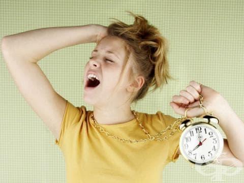 Биологичният часовник на жената избързва с 6 минути - изображение
