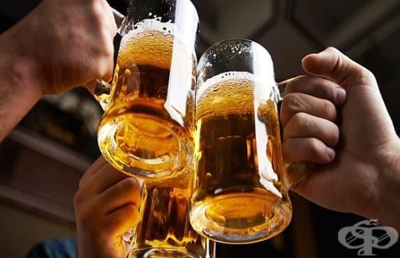 Създадоха бира за вегетарианци - изображение