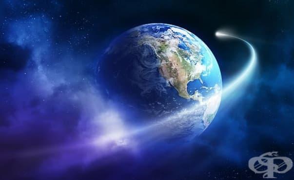 НАСА ще почиства замърсените участъци в Космоса с одеяло - изображение