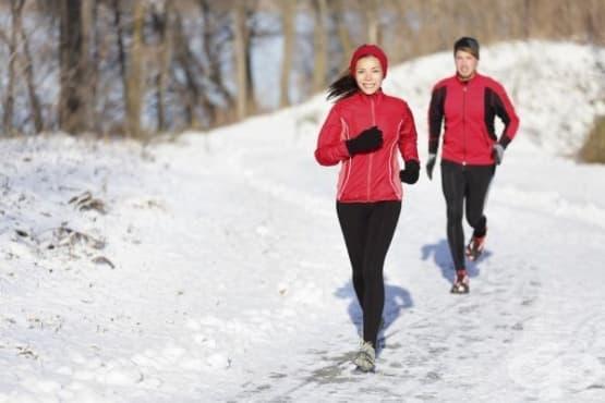 Спортът през зимните дни понижава кръвното налягане - изображение