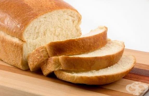 За някои хора белият хляб е по-полезен от черния - изображение