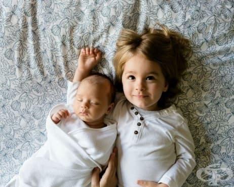По-малките братя и сестри намаляват риска от наднормено тегло при детето - изображение
