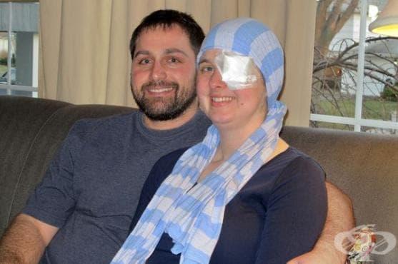 Бременна жена с рак на мозъка отказа химиотерапия, за да не навреди на бебето си - изображение