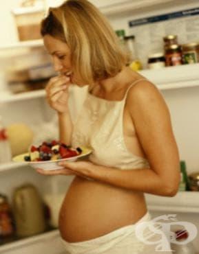 Бременност и разширени вени - изображение