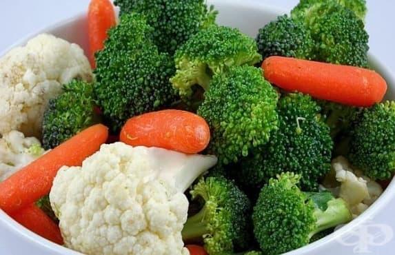 Карфиолът и броколите са идеална помощ при проблеми с храносмилателната система - изображение