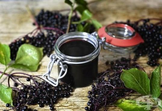Сироп от черен бъз и други известни рецепти на Петър Димков - изображение