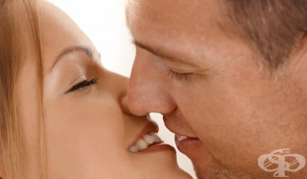 Целувките помагат на жената да оцени потенциалните си партньори - изображение
