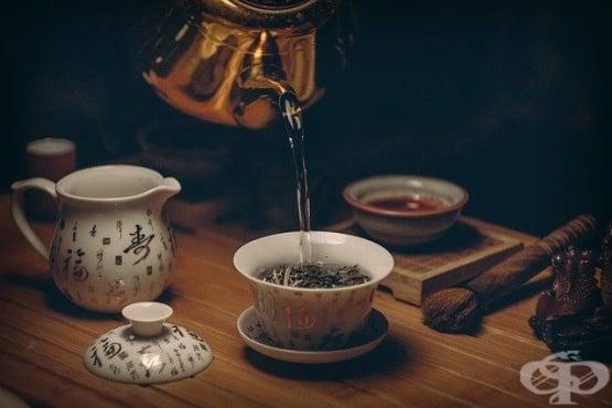 Редовната консумация на зелен чай е свързана с по-дълъг и здравословен живот - изображение