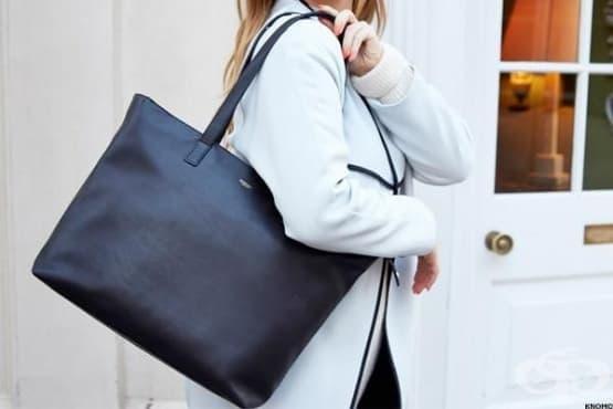 Дамската чанта може да доведе до мигрена - изображение