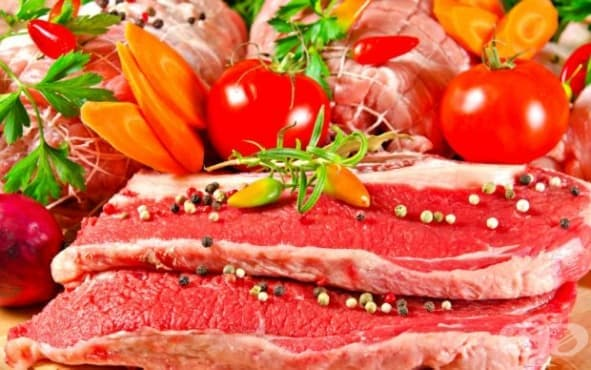 Честата консумация на червено месо ускорява стареенето - изображение