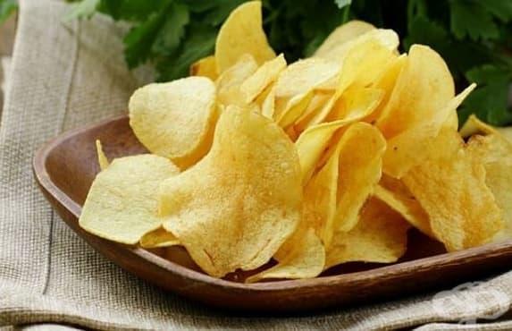 Установиха на какво се дължи страстта към соления чипс - изображение