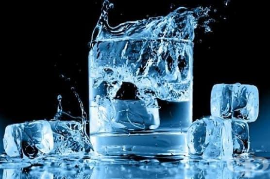 Студената вода е вредна за организма - изображение