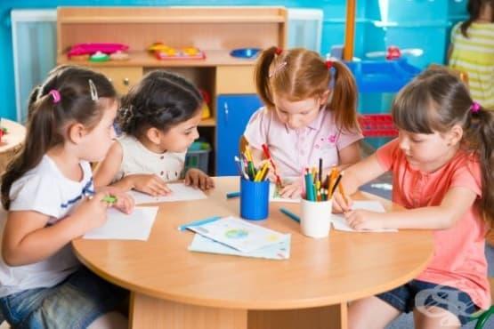 Децата, които посещават детска градина, се развиват по-бързо - изображение