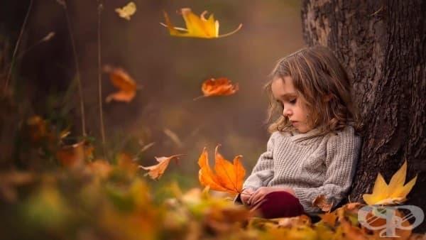 Децата и страданието - изображение