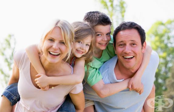 Децата удължават живота на родителите си - изображение