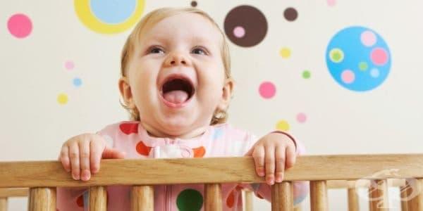 Първите думи на детето може да се предскажат по погледа - изображение
