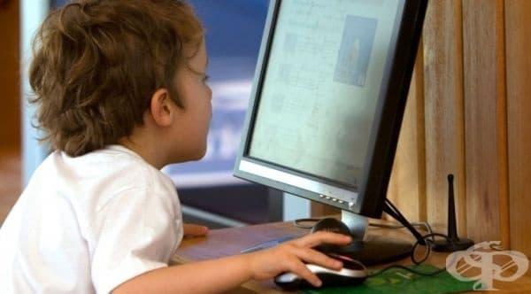 Децата е добре да ползват компютър до 4 часа на ден - изображение