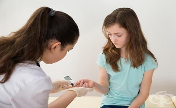 Жените, развили диабет тип 1 като малки деца, живеят по-малко, отколкото мъжете - изображение