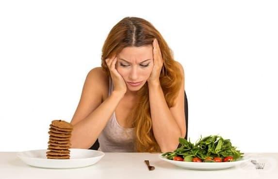 Клетките в мозъка се унищожават при хора на строга и дълга диета - изображение