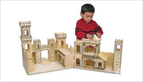 Дървените играчки развиват въображението на детето - изображение