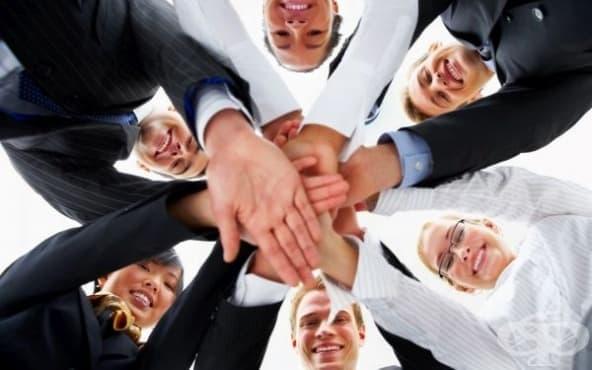 Колегите влияят на здравето на човека - изображение