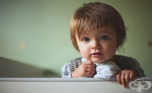 Децата с екзема имат лошо качество на съня - изображение
