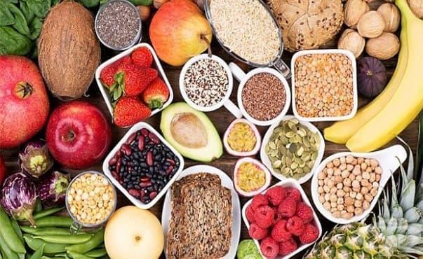 Храни с високо съдържание на фибри могат да предпазват от грип - изображение