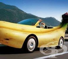 Банани и ананас подобряват автомобила - изображение