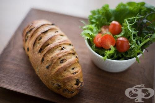 Хляб от лимец предпазва от рак на стомаха - изображение