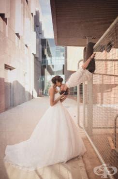 Повечето жени си уголемяват гърдите преди сватбата? - изображение