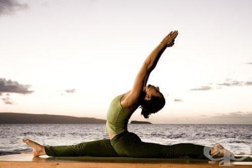 Йогата помага за възстановяване след инсулт - изображение