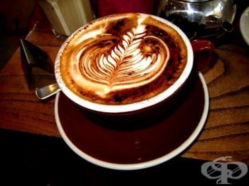 Кофеинът променя електрическата дейност на мозъка - изображение