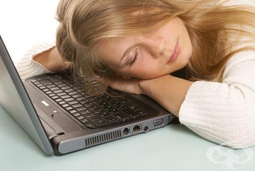 Скуката води до стрес - изображение
