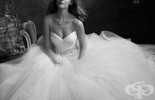 80% от дамите биха се омъжили с рокля втора ръка - изображение