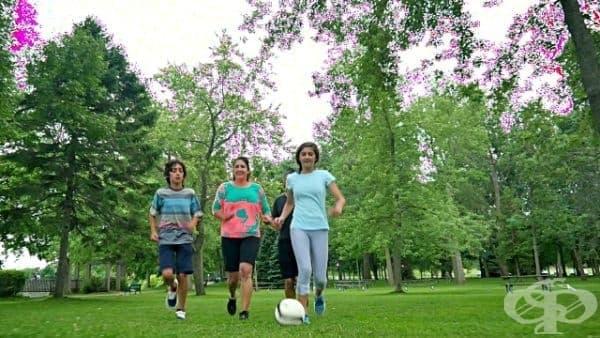 Футболните тренировки понижават високото кръвно налягане - изображение