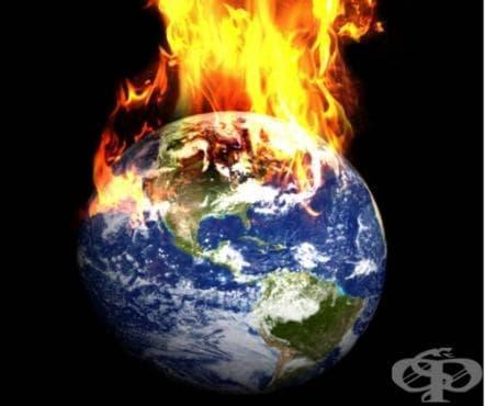 Поради глобалното затопляне климатичните аномалии ще стават все повече и повече - изображение