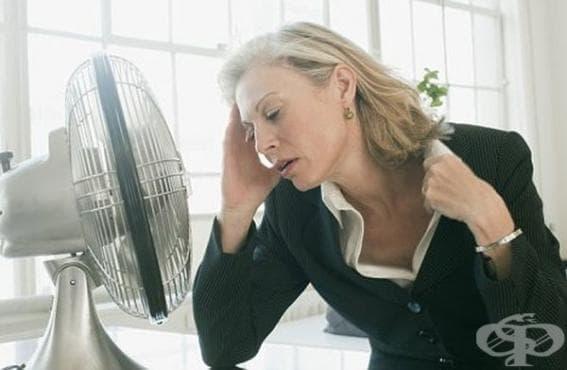 Горещи вълни и раздразнителност през менопаузата - как да ги преодолеем? - изображение
