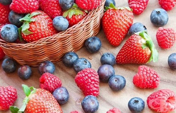 Горските плодове действат пречистващо на мозъчните функции - изображение