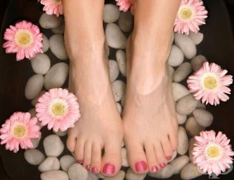 Грижи за стъпалата и краката - изображение