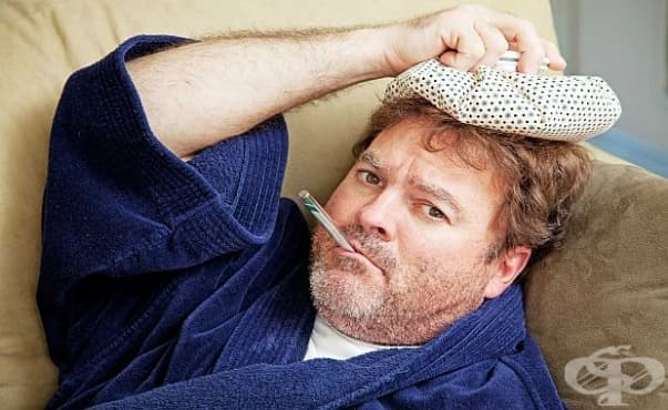 Хората със затлъстяване носят по-дълго време грипния вирус - изображение