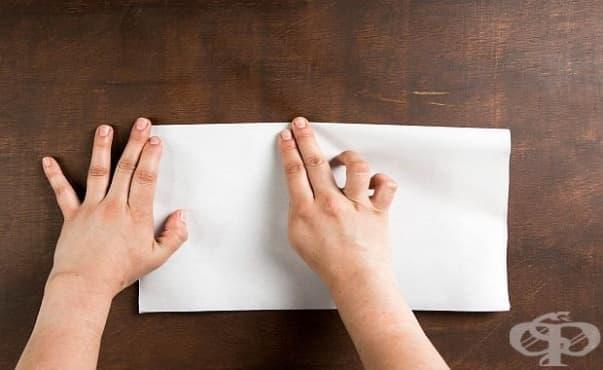 Знаете ли защо порязването на хартия боли толкова? - изображение