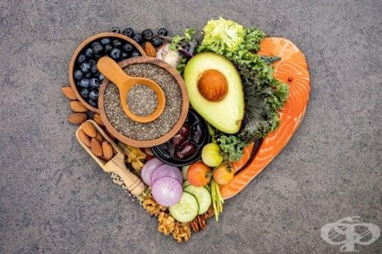 Храни, които помагат за отпушване на артериите - изображение