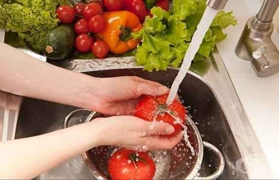 4 храни, които не трябва да се измиват преди готвене - изображение