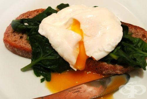 Едно яйце на ден намалява риска от рак на гърдата - изображение