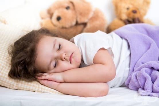 Учени определиха идеалното времетраене на здравословния сън при децата - изображение