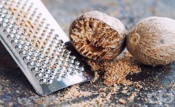 Индийското орехче предотвратява увреждания на черния дроб - изображение
