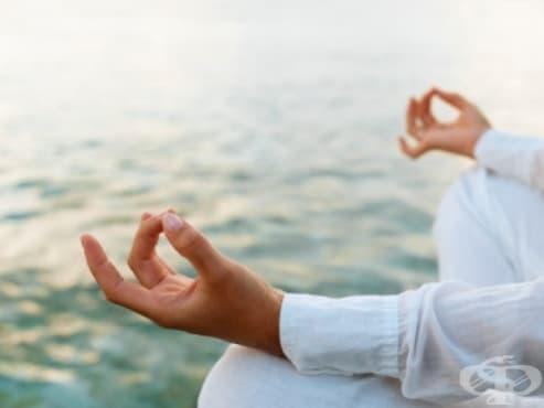Йогата помага при астма - изображение