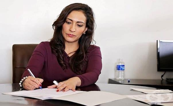 По-големите изисквания на работа водят до увеличаване на теглото при жените - изображение
